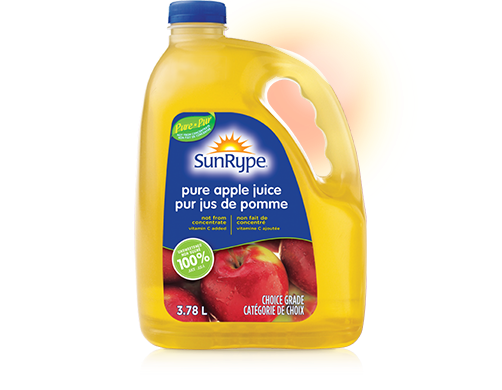 Sunrise Apple Juice Pure Apple Juice
