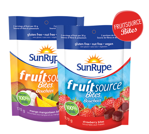 FruitSource Bites
