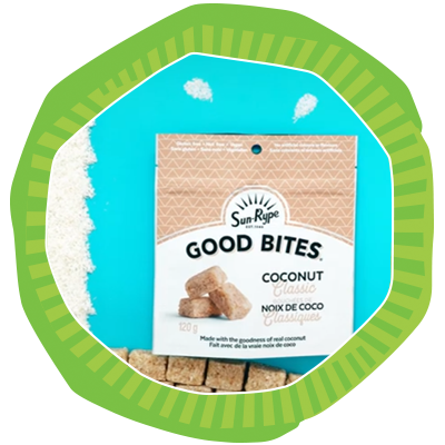 Coconut Good Bites